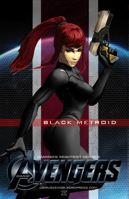 blackmetroid