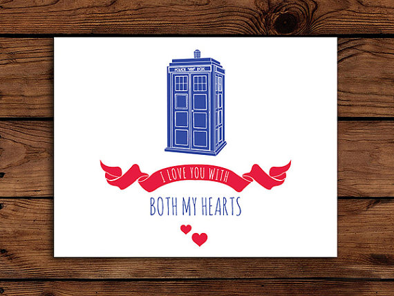 Dr who birthday card gangcraft geeky valentines the gce birthday card bookmarktalkfo Images