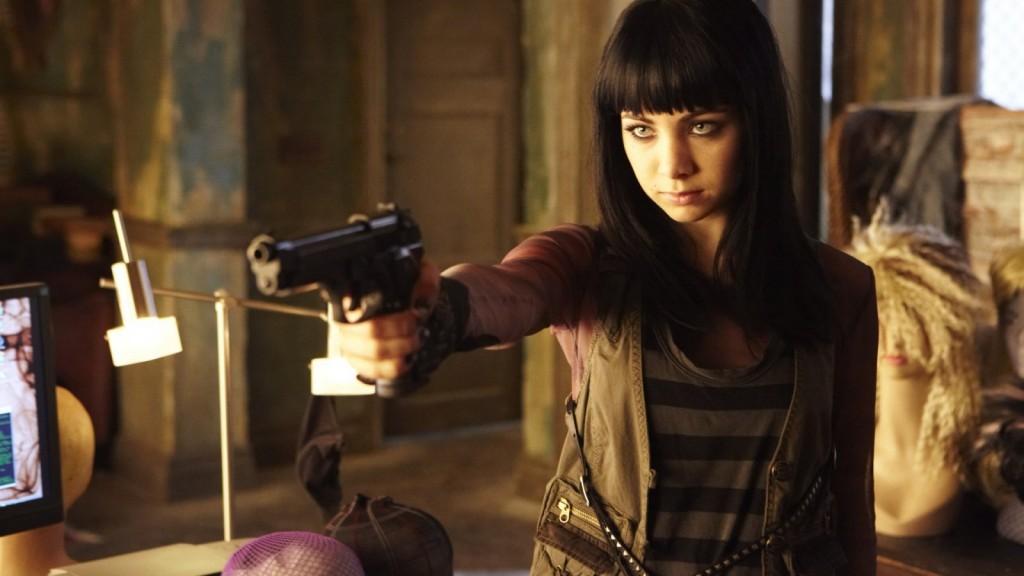 Ksenia Solo as Kenzi. Image Source: Showcase