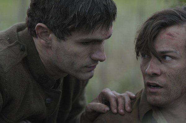"Kyle Schmid in ""Being Human""  Image Source: IMDB"