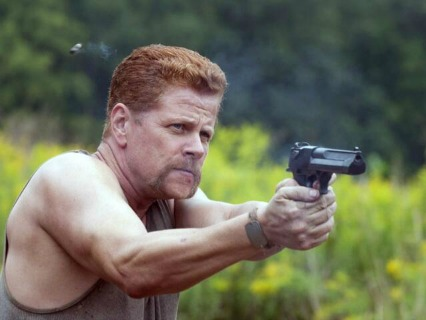 Cudlitz as Abraham in season 4 Image Source: Hollywood Reporter
