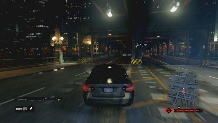 watch dogs screen shot 5