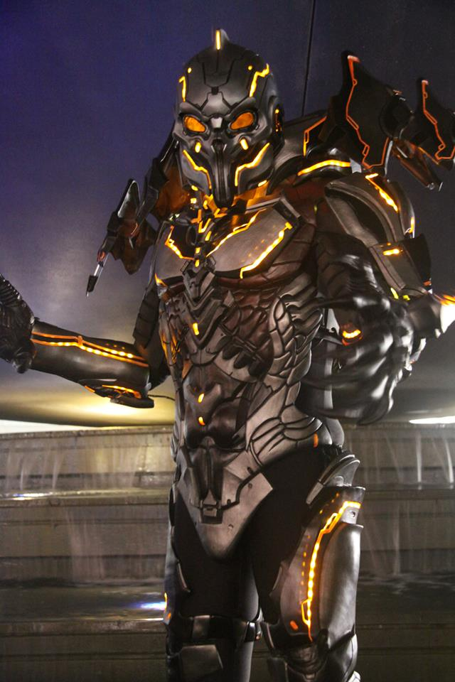 didact3 & Astounding Halo 4 Didact Cosplay - The GCE
