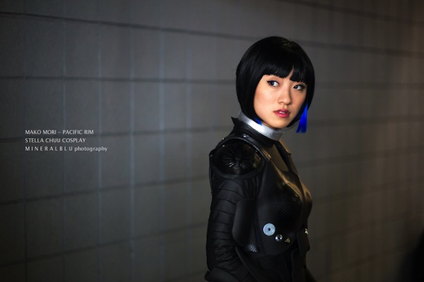 Mako Mori by Stella Chuu, Photography by Mineral Blu Photography