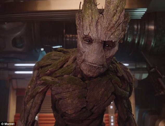 Guardians of the Galaxy Review - The GCE Raccoon Eyes Makeup Crying